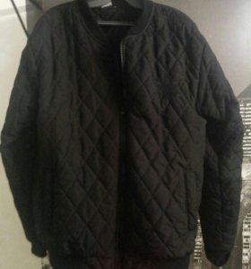 Куртка(бомбер) m-l