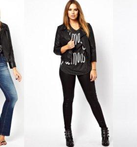Подшить, укоротить брюки/джинсы