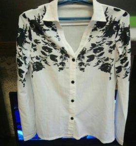 Рубашка женская XS