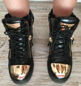 Ботинки elmonte 37-38 размер