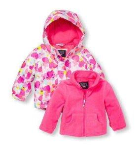 Куртка 3 в 1 The Children's Place из США