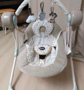 Электрокачели Baby Care «Balancelle» в идеальном с