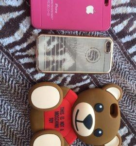 Чехлы на iPhone 5,6