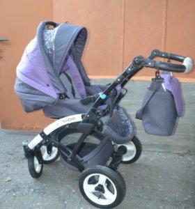 Детская коляска 2 в 1 Naomi Expander(Польша)