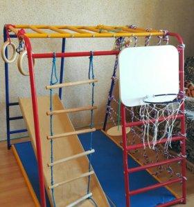 Детский спортивный комплекс для дома и улицы