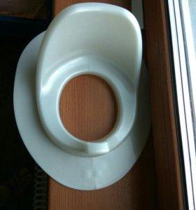 Накладка на туалет , детский стульчак