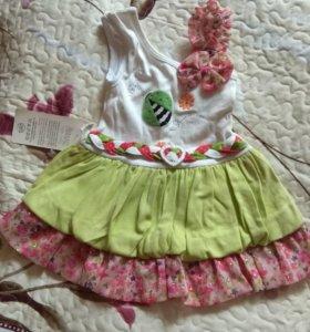 Детские платья (Турция)