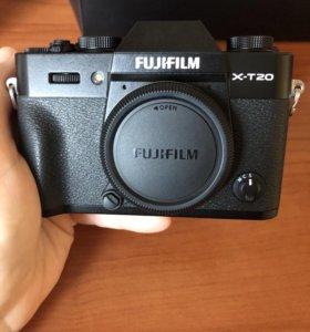 Компактный фотоаппарат fujifilm x-t20