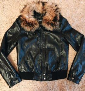 Куртка утеплённая демисезон