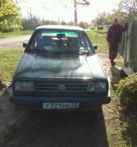 Volkswagen Jetta, 1985