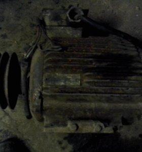 двигатель 380в 7.5квт