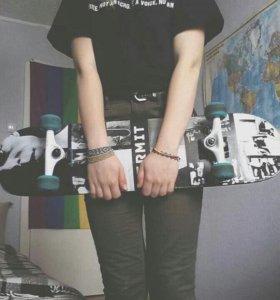 Скейтборд Termit + чехол Termit