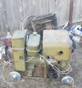 Генератор автономный бензиновый АБ-2-0/230-М1.