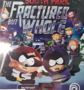 Игра Soutch Park THE Fractured but whole