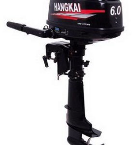 Лодочный мотор Hangkai 6лс новый
