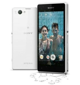 Sony z1 compacts