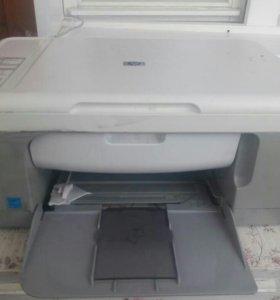 Принтер hp deskjet f серии