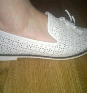 Туфли с увелич. полнотой