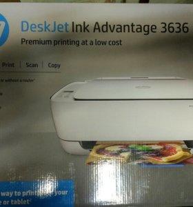 МФУ (сканер, принтер, копир)