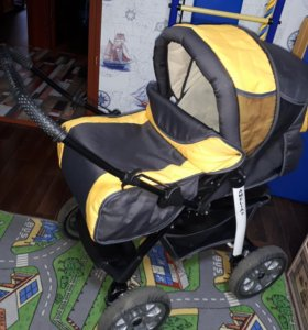 Детская коляска 2 в 1 AMELIA