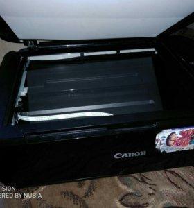 Принтер сканер canon pixma mp495