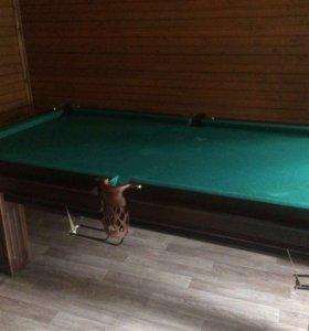Бильярдный стол 8-футовый(не Американка)