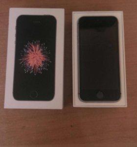 Продам IPhone se на 32 гб