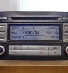 Магнитола RCD 300 MP3 фольксваген