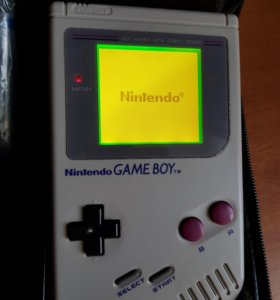 Game boy dmg