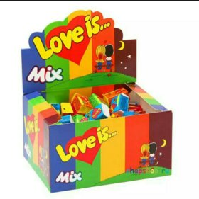 Love is... MIX