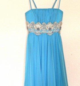 Платье вечернее/платье на выпускной, размер 40-42