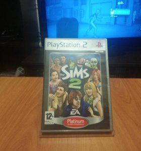 The Sims 2 / PlayStation 2