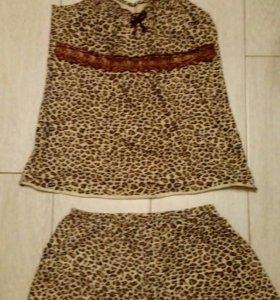 Пижама женская р-р40