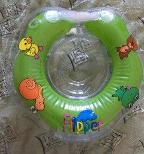 Круг на шею Roxy Flipper для плавания