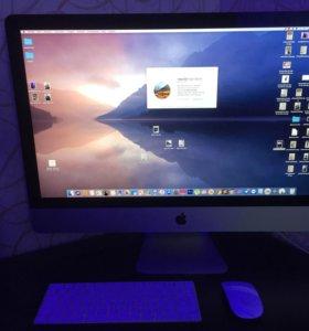 Почти новый I-MAC 27 дюймов 5K Retina display