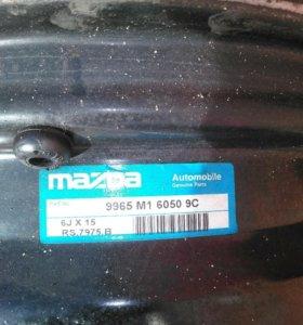 Диски на Mazda