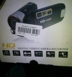Цыфровая видео камера 16 м.пикселей