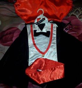 Карнавальный детский костюм Дракула