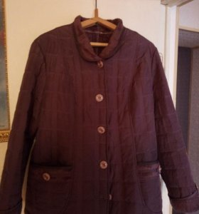 Женская куртка демисезонная б/у
