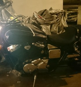 Honda nv400