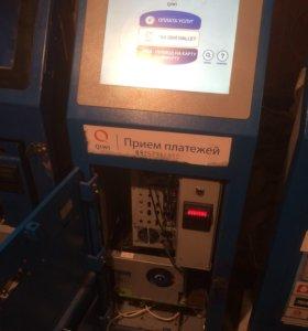 Платёжный терминал с функцией выдачи
