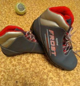Ботинки лыжные р-35