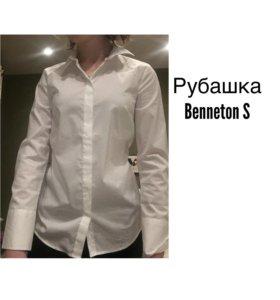 Рубашка новая U. C. Benetton