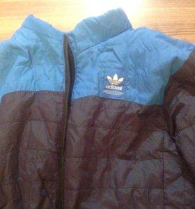 Adidas original осенняя куртка