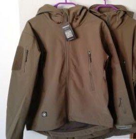 Куртки для охоты и рыбалки
