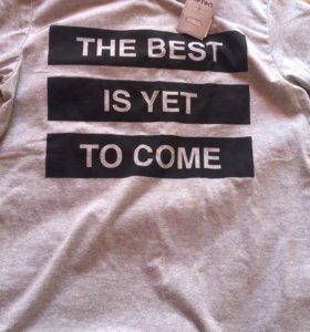 Фирменная новая футболка