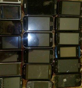 Смартфоны на запчасти или востановление