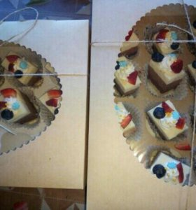 Десерты на заказ