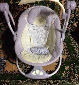 Качели колыбель для малыша