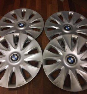 Колпаки BMW 16R оригинал